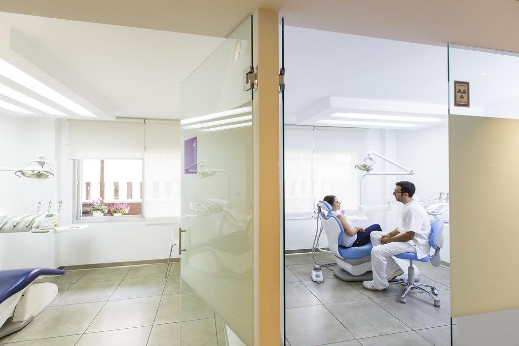 Gabinetes Clínica Dental Ochogavía en Palma de Mallorca
