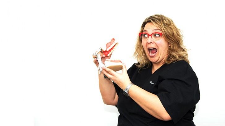 Gemma Quetglas Higienista de la Clínica Dental Ochogavía en Palma