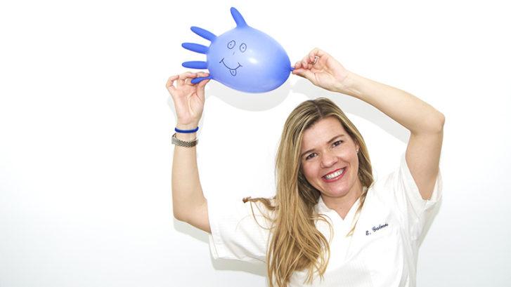 Dentista de Palma de Mallorca Elena Galmes