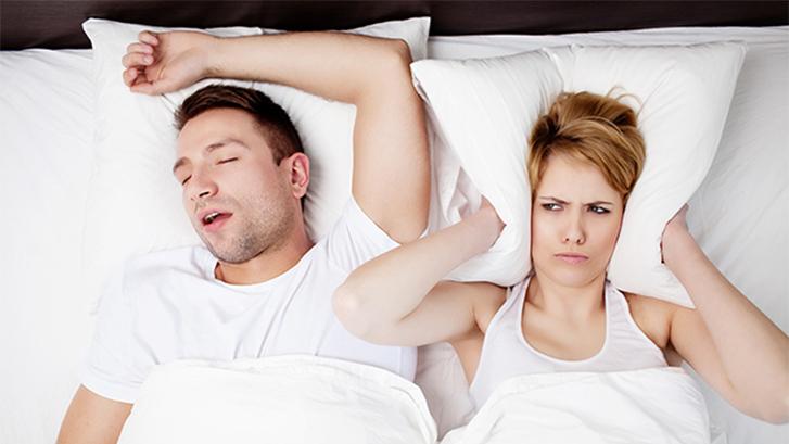 Uno de los tipo de roncadores que tienen afectado el sueño debido a las apneas