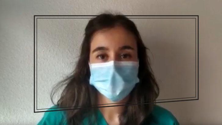 humanidad y profesionalidad frente al coronavirus